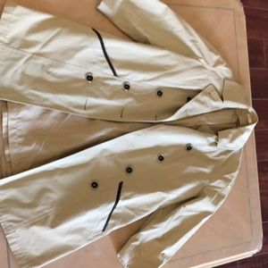 Jackets & Blazers - Vintage women's trench coat